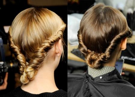 Тренды окрашивания волос 2012
