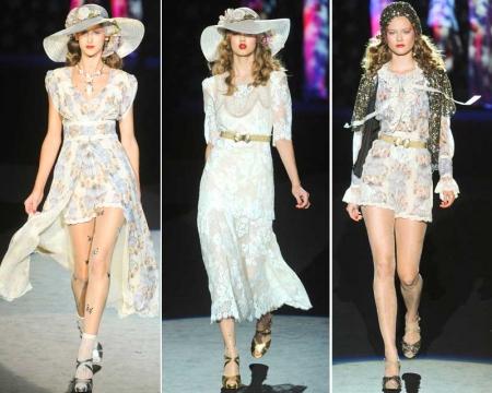 Аксессуары: мода весна-лето 2012