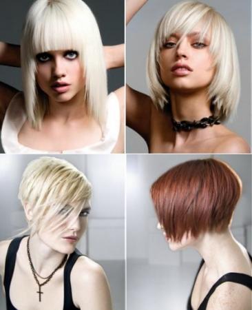 Стрижки и укладки для тонких волос