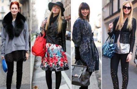 Уличная мода 2012