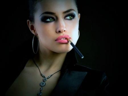 О вреде женского курения