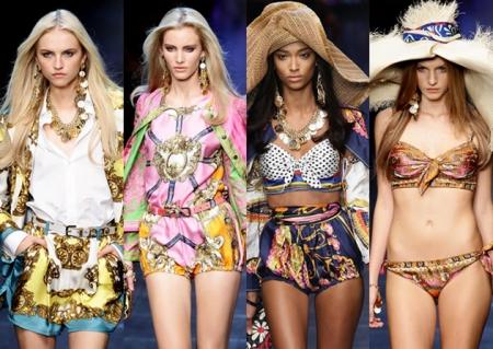 Тенденции моды весна лето 2012