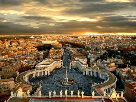 5 самых красивых городов в мире
