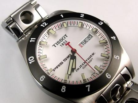 Как выбрать швейцарские часы tissot
