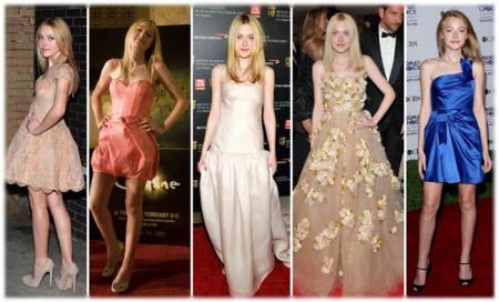 Лучшие платья на выпускной 2012