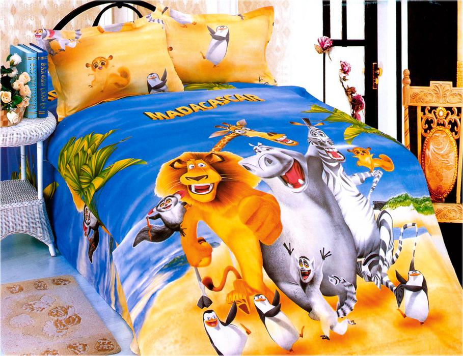 детское постельное бельё картинки