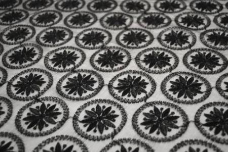 Вышивка на тканях и одежде