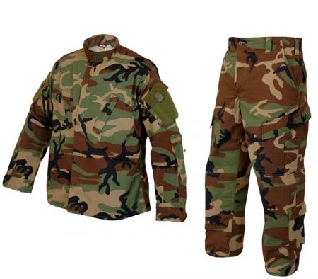 Камуфляжная одежда 2012