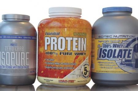 Немного о биологически активных добавках и спортивном питании
