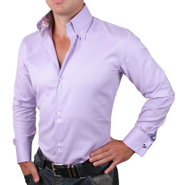 Мужские рубашки для девушки как
