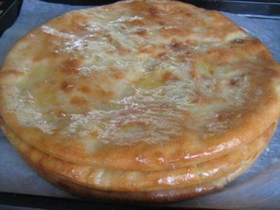 Конвертики с картошкой из слоеного теста рецепт