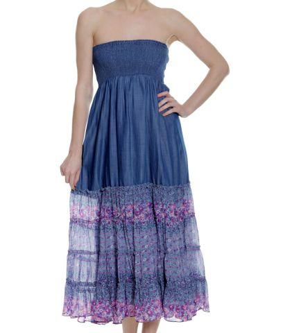 Шёлковые сарафаны и платья на лето - Babyblog.ru - длинный сарафан