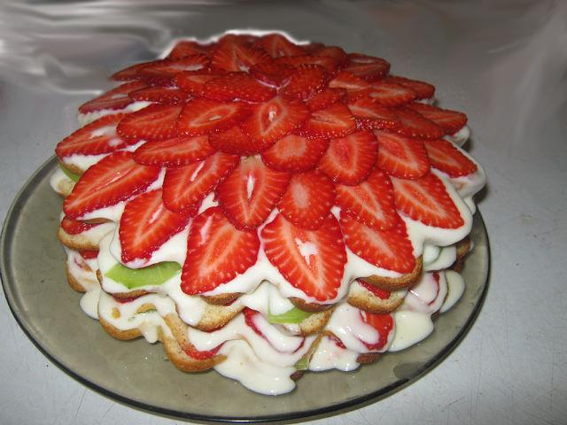 Вкусные торты на скорую руку способны