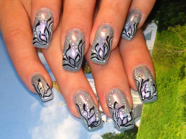 Дизайн ногтей красивые рисунки