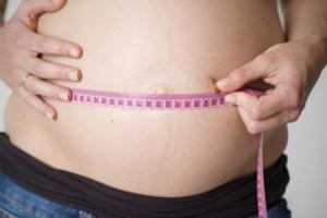 Почему беременная плохо набирает вес 68