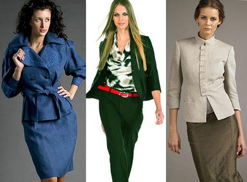 Модная Одежда В Офис
