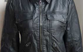 Помялась Кожаная Куртка