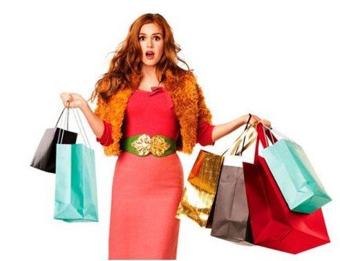 Покупка модной одежды интернет