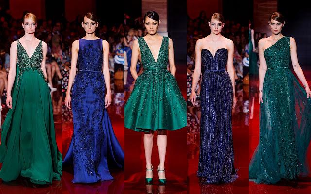 Шикарная мода: вечерние платья российских дизайнеров » admin