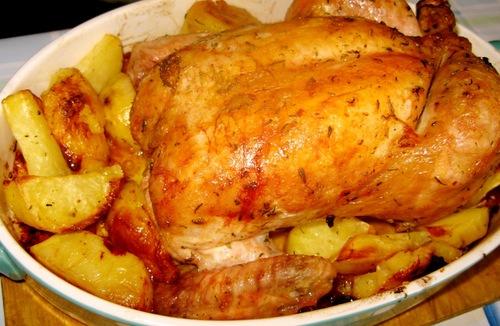 Как в мультиварке сделать курицу