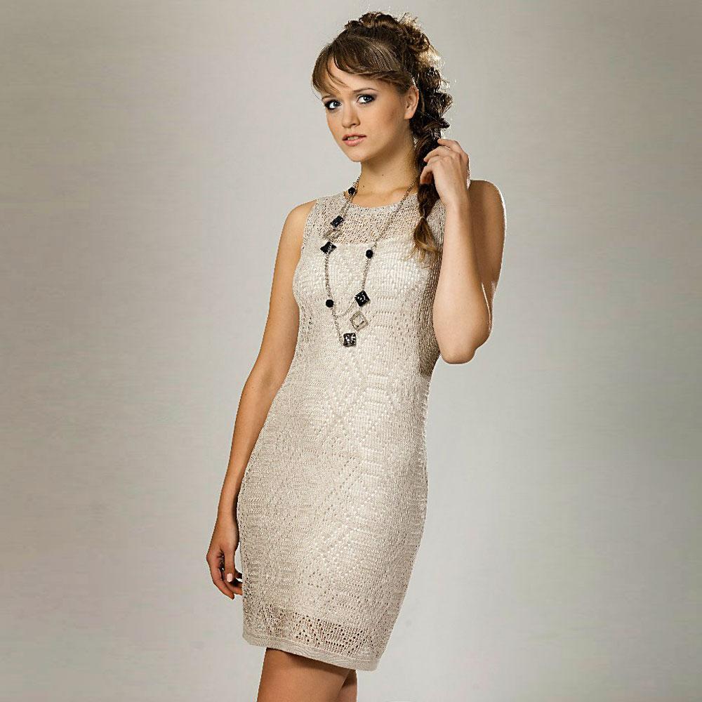 Тонкое платье
