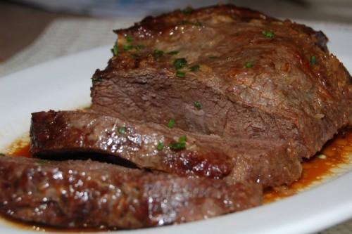 Что приготовить из говядины кусочками