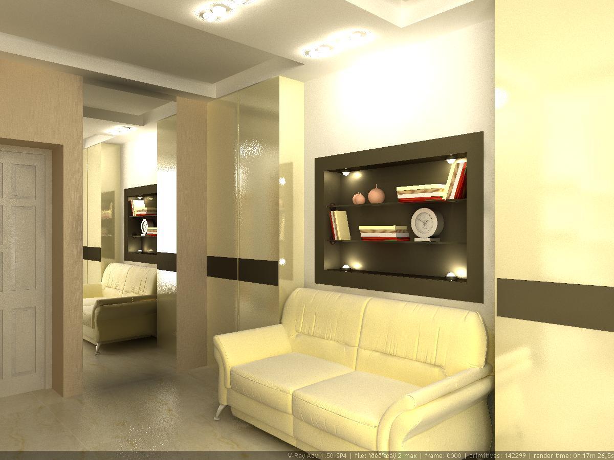 Дизайн типовых панельных квартиргалерея