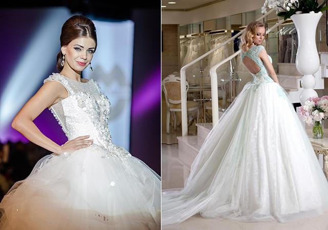лучшие свадебные платья, фото