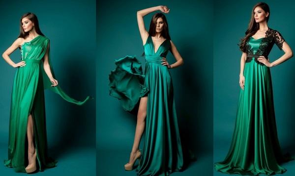 6462152327f7b9c Шикарная мода: вечерние платья российских дизайнеров » Портал ...