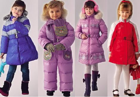 Лучшие бренды зимней одежды для детей