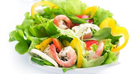 салаты из морепродуктов без майонеза рецепты с