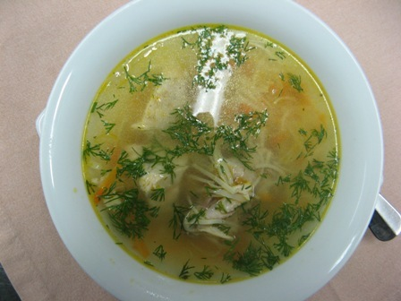 суп с кроликом рецепт