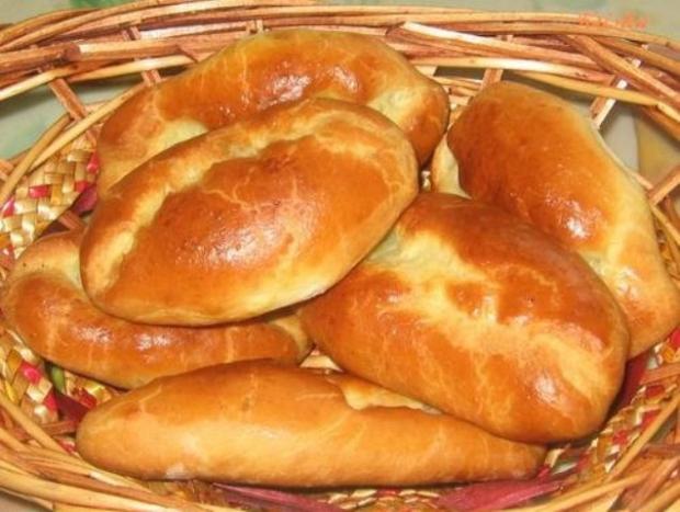 Пирожки с картошкой - Быстрый и вкусный пошаговый рецепт