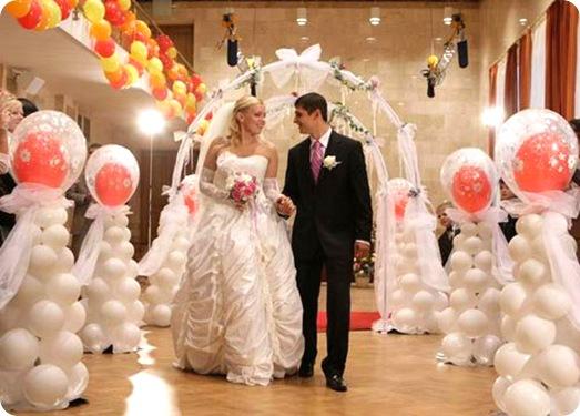 Декор на свадьбу своими руками фото 430