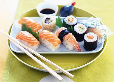 фото как приготовить суши в домашних условиях
