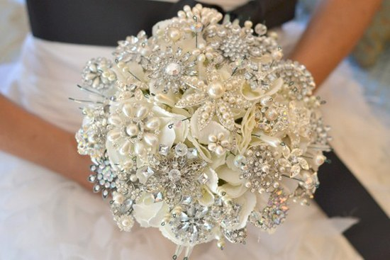 Самые необычные свадебные букеты — img 11