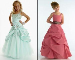 Платья для девочек шармель