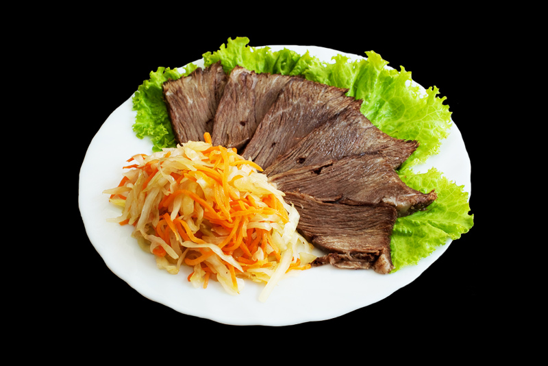 Мясное блюдо любимому