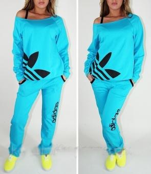 d1c0fd60cfb9 Брендовые женские спортивные костюмы » Портал советов для женщин и ...