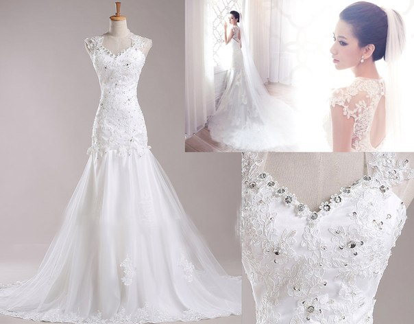 Фасоны закрытых свадебных платьев: лучшие модели » admin