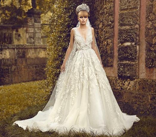 Свадебные платья 2015. Модные тенденции » admin