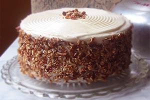 Кулинарные рецепты: торты и выпечка
