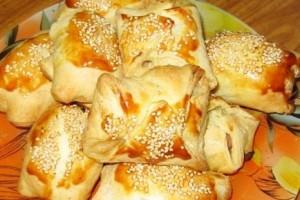 Рецепты выпечки с сыром