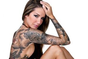 Какую татуировку сделать девушке?
