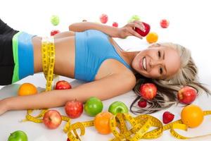 Быстрое похудение с помощью диет.