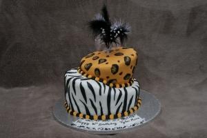 Модные торты 2017 на день рождения